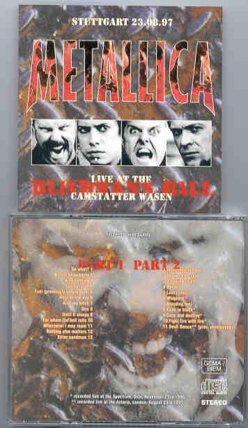 Metallica - Covering 'Em Volume II